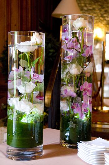 R ception ev nement - Decoration de vase pour mariage ...