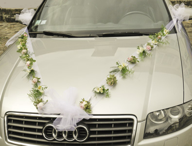 capot de voiture - Decoration Capot Voiture Mariage